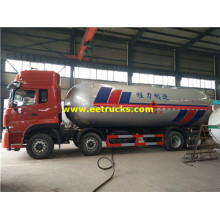 35 CBM 290HP LPG Transportation Tank Trucks