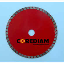 125mm High Quality Granite Turbo Saw Blade