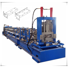 Good Quality Changeable C Z Purlin Machine