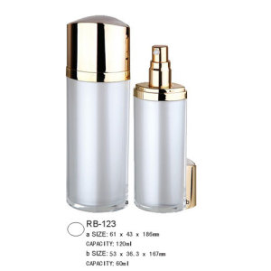 Airless Lotion Bottle RB-123