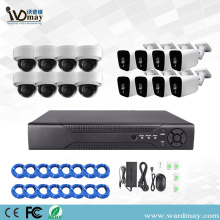 CCTV 16chs 3.0MP Security Surveillance PoE NVR Kits