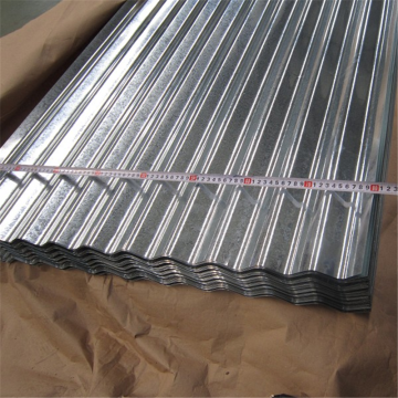 Hot dip Galvanised corrugated roofing sheets