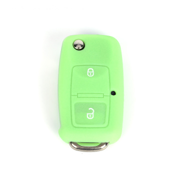 VW Silicone 2 Button Case ea koloi ea koloi
