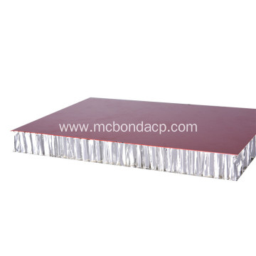 Internal Using Fireproof Aluminum Honeycomb Panel