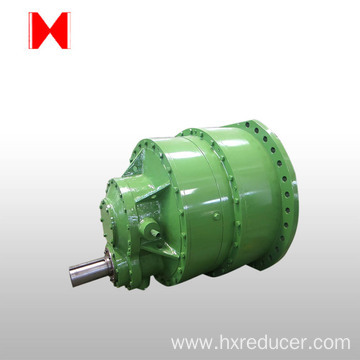 panetary reducer for mine hoist