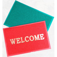 Best selling welcome mat padrão personalizado