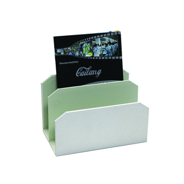 Rigid Desk File Collection Paper Box