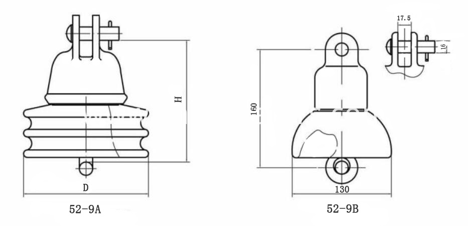 suspension insulator image