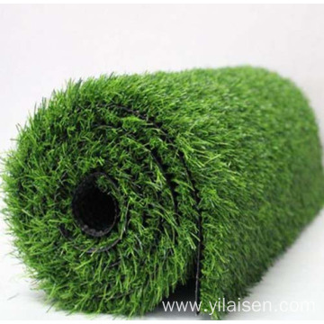artificial grass landscape decoration for school