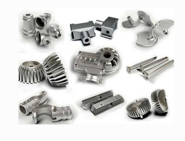 Customized Precision Aluminium Casting parts