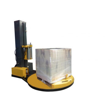 Best price pallet stretch wrapper film wrapping machine