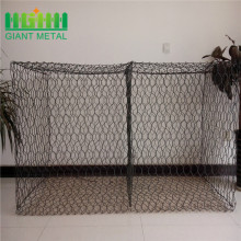 Hot Sale PE Coated Woven Gabion Boxes