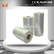 UV treated transparent polyester film 150 micron