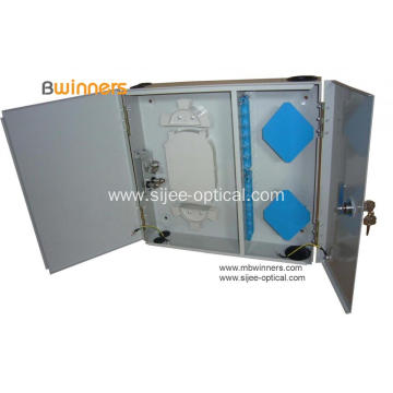24 Core Waterproof Fiber Optic Distribution Box