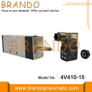 4V410-15 1/2'' Single Solenoid Air Control Valve