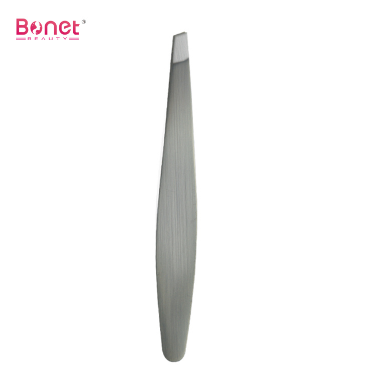 Slanted Round radian delicate and practical eyebrow tweezer