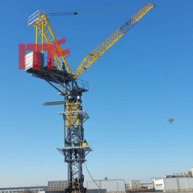 6t luffing jib tower crane