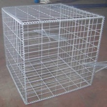 Factory making for Welded Gabion Mesh Box High Quality of Gabion Cages Wire Mesh export to Virgin Islands (British) Suppliers