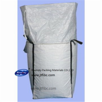 Quality for Flexible Intermediate Bulk Container,Big Bag Tuinaarde,Bags Of Sawdust Manufacturer in China Big Construction trash bags fibc export to Saint Lucia Exporter
