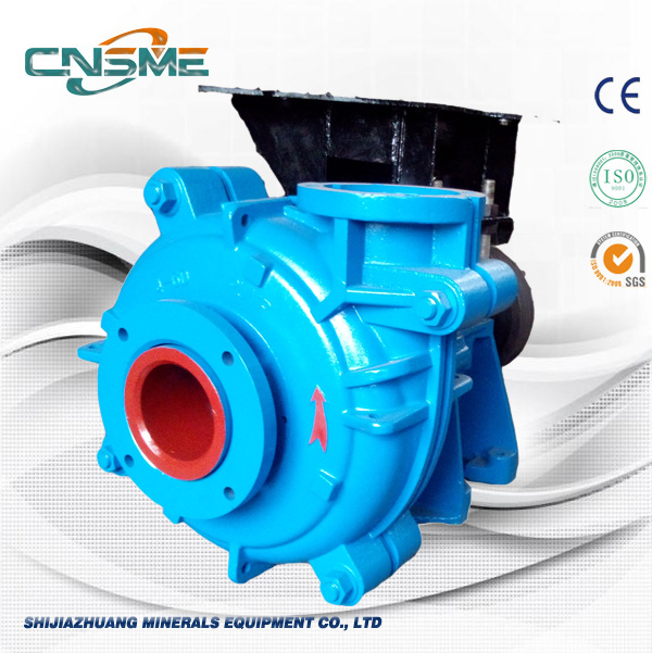SME Brand Metal lined slurry pumps