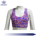 Custom Print Sublimated Crop Top BH