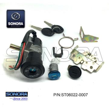 BAOTIAN BT49QT-20cA4(5E)  Lock Set (P/N:ST06022-0007) Top Quality