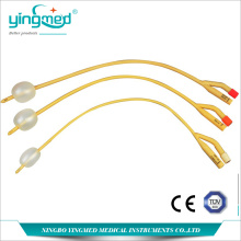 20 Years manufacturer for Single-Use Urine Catheter Disposable Latex 2 way Foley Catheter export to Fiji Manufacturers