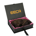 Black Paper Magnetic Folding Hair Extension Packing Box