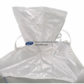 Jumbo bag for Plastic particles