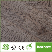 New Arrival China for Black Core Laminate Flooring 12mm HDF Black Oak laminate flooring supply to Poland Suppliers