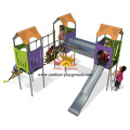 Equipment Kids Outdoor Playground Slides For Kids