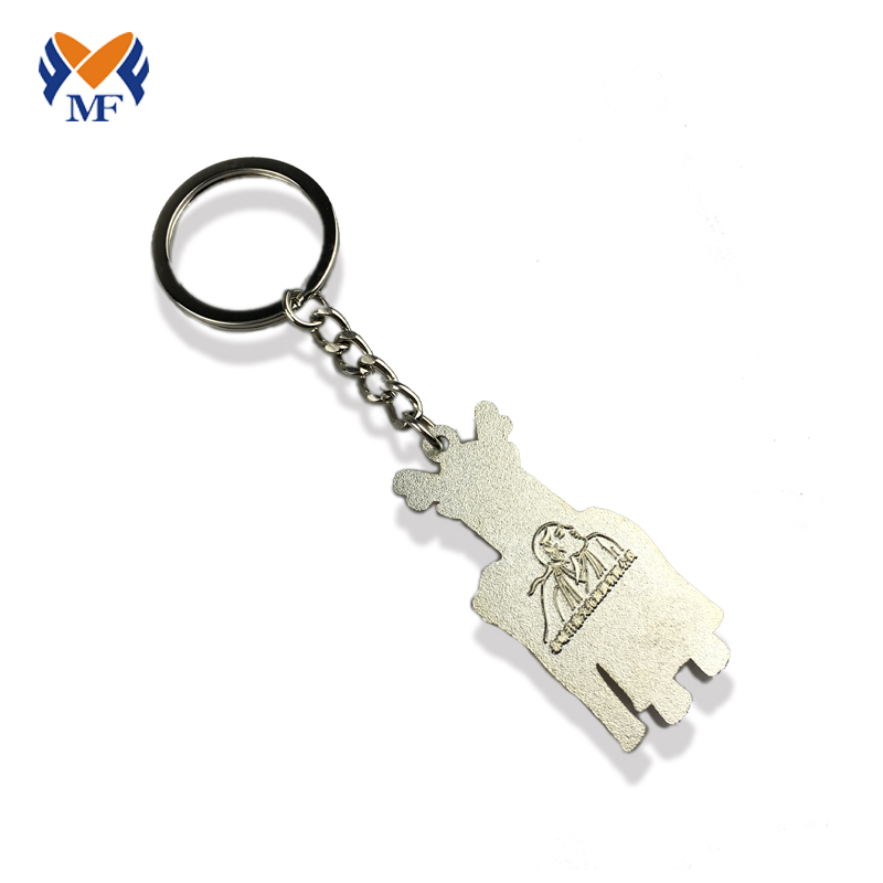 Custom Metal Keychains No Minimum