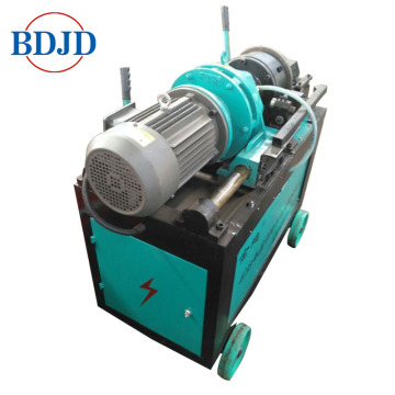 threading rolling machine for steel bar