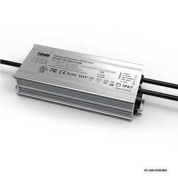 100W Led Driver Waterproof Led Power Supply IP67