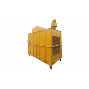 Air heater for grain drying