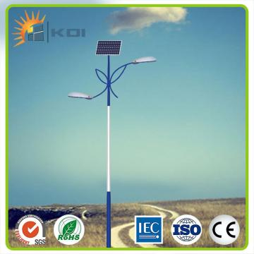 100W led solar street light price