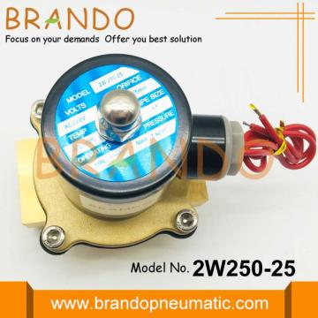 Waste Water Treatment Solenoid Valve 2W250-25