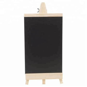 Free Standing Blackboard Chalk Board Message Notice Board