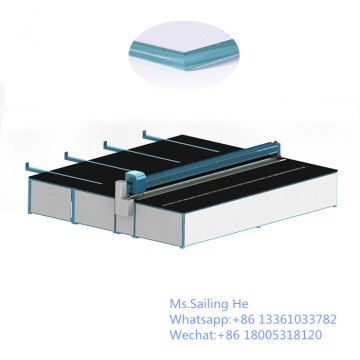 Semi-automatic Glass Cutitng for Table Tops