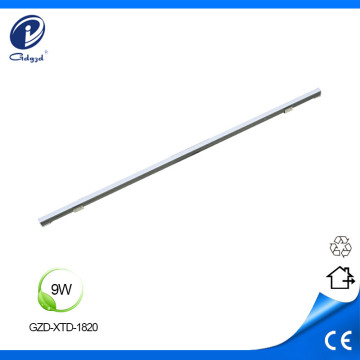 9W IP65 waterproof RGB led linear light