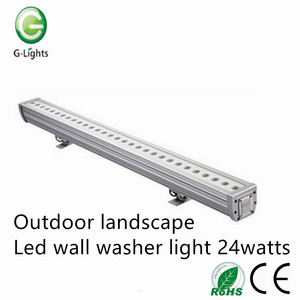 China Gold Supplier for Indoor Wall Washer Outdoor landscape led wall washer light 24watts export to United States Factories