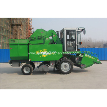 combine harvester self propelled grain farmer use