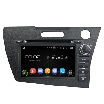 Car DVD player Android per Honda CRV