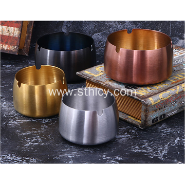 Stainless Steel Creative Fashion Ashtray