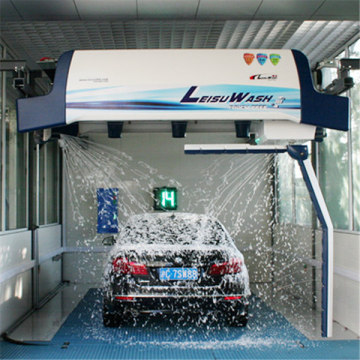 Laser wash 360 auto wash touchless