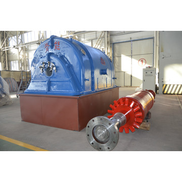 Steam Turbine Electricity Generation Plants