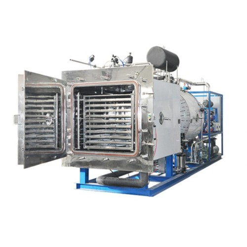Industrial PLC control freeze dryer pharmaceutical