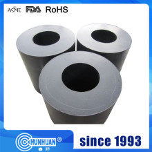 PTFE Filled Carbon Molded Tube