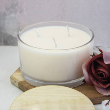 Wholesale Aromatherapy Comfort 3 Wick Candle