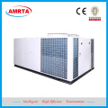 Air Cooled Packaged Unit with Cooling and Heating